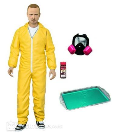 "Breaking Bad Jesse Pinkman 6"" Action Figure"