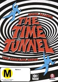 The Time Tunnel - The Complete Series on DVD