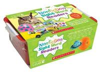Nonfiction Sight Word Readers Classroom Tub Level C by Liza Charlesworth