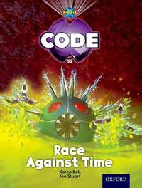 Project X Code: Marvel Race Against Time by James Noble
