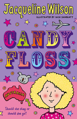 Candyfloss by Jacqueline Wilson image