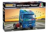 Italeri: 1:24 IVECO Turbostar (Tricolore) - Model Kit
