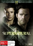 Supernatural - The Complete Eleventh Season DVD
