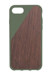 Native Union Clic Wooden Case for iPhone 7 (Olive)