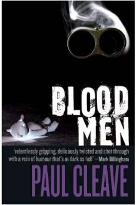 Blood Men by Paul Cleave image