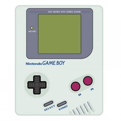 Nintendo Game Boy - Fleece Throw Blanket