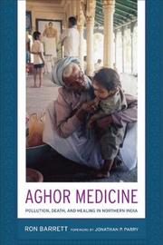 Aghor Medicine by Ronald L. Barrett image