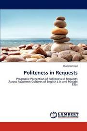 Politeness in Requests by Khalid Ahmed