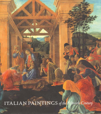 Italian Paintings of the Fifteenth Century by Miklos Boskovits