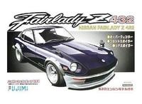 Fujimi: 1/24 Nissan Z432R Over Fender - Model Kit