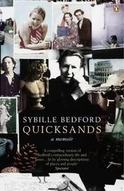 Quicksands by Sybille Bedford image