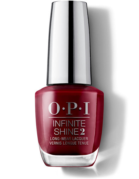 OPI Infinite Shine 2 Lacquer # IS L13 - Can't Be Beet! (15ml) image