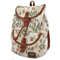 Loungefly: Star Wars Ewoks - Fashion Backpack