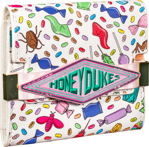 Loungefly: Harry Potter - Honeydukes Collage Purse