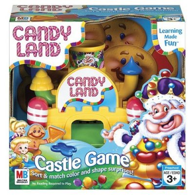 Candy Land Castle Game image