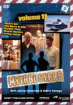 Mythbusters - Vol. 11 on DVD