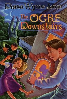 The Ogre Downstairs by Diana Wynne Jones image