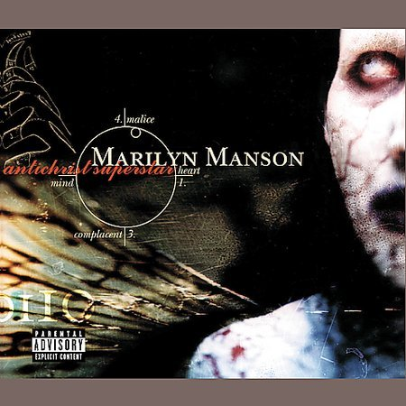 Antichrist Superstar [Explicit Lyrics] by Marilyn Manson