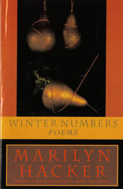Winter Numbers by Marilyn Hacker image