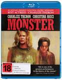Monster on Blu-ray
