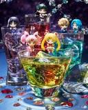Sailor Moon: Ochatomo Series - Cosmic Heart Cafe (Blind Box)