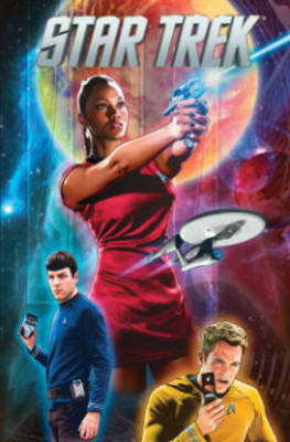 Star Trek Volume 11 by Mike Johnson image