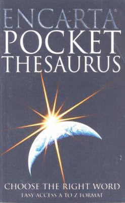 Encarta Pocket Thesaurus image
