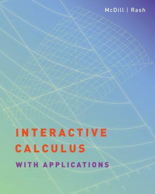 Interactive Calc W/Appl/CD by MCDILL image