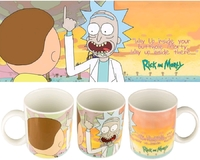 Rick and Morty - Butthole Mug