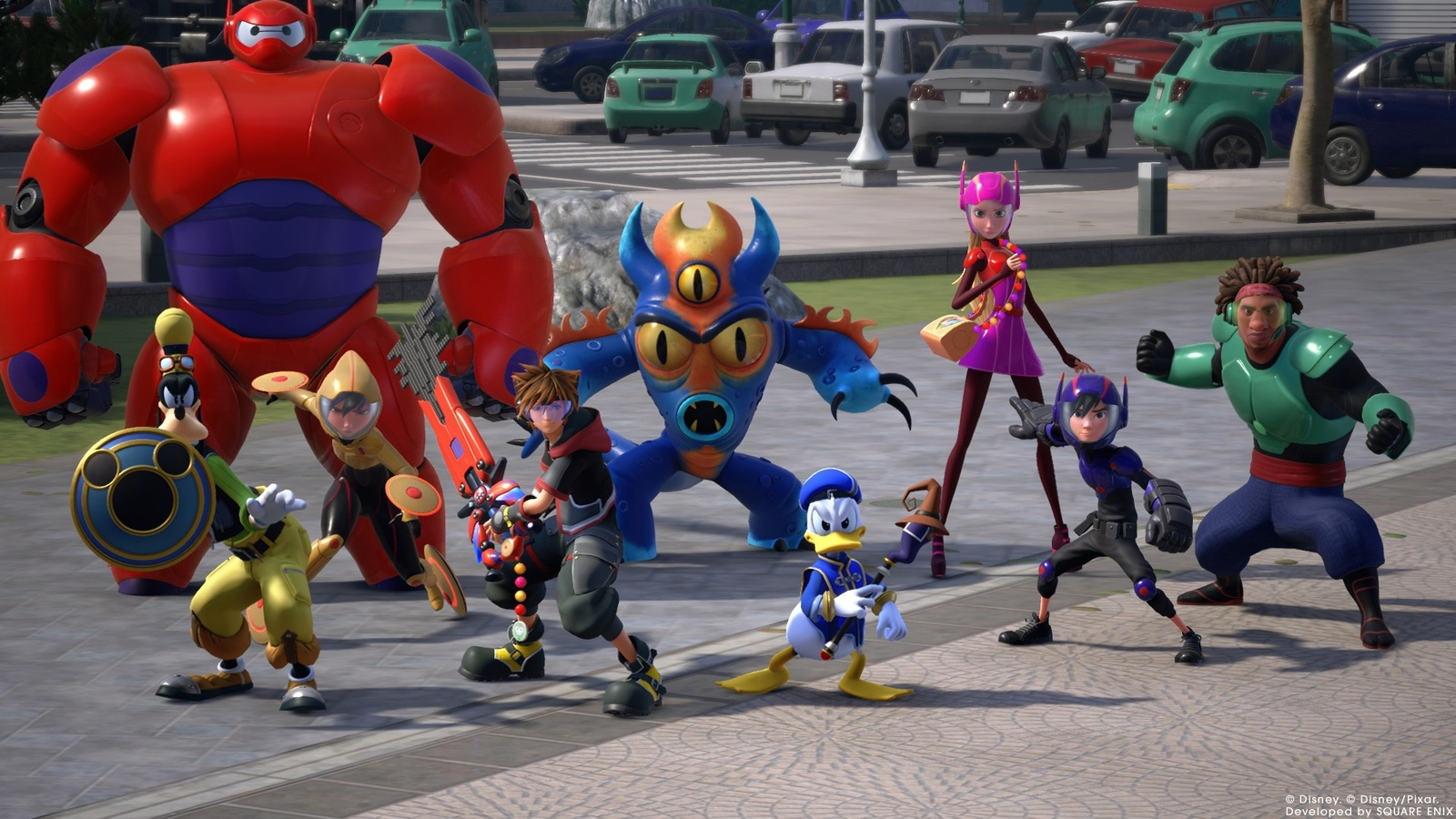 Kingdom Hearts III for Xbox One image