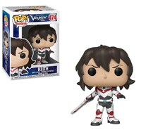Voltron: LD - Keith Pop! Vinyl Figure image