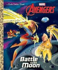 Battle on the Moon (Marvel Avengers) by John Sazaklis