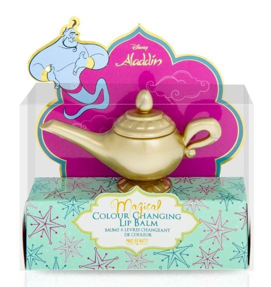 Mad Beauty: Aladdin - Magic Lamp Colour Change Lip Balm