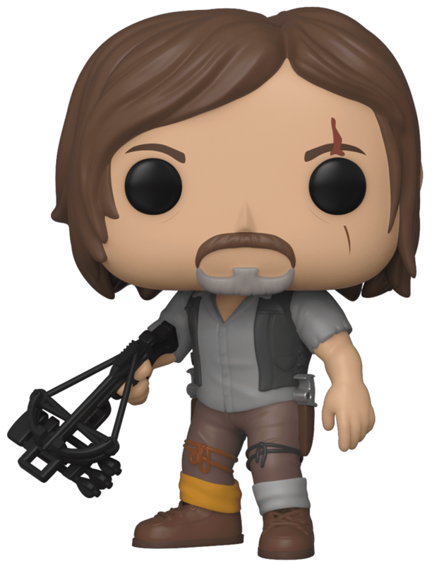 The Walking Dead - Daryl Pop! Vinyl Figure