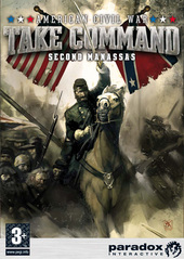 Take Command 2nd Manassas for PC Games