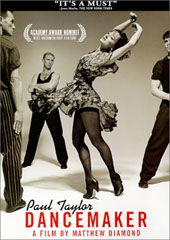 Dancemaker on DVD