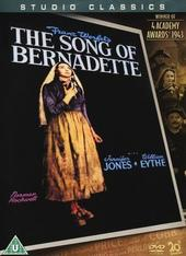 The Song Of Bernadette (Studio Classics) on DVD