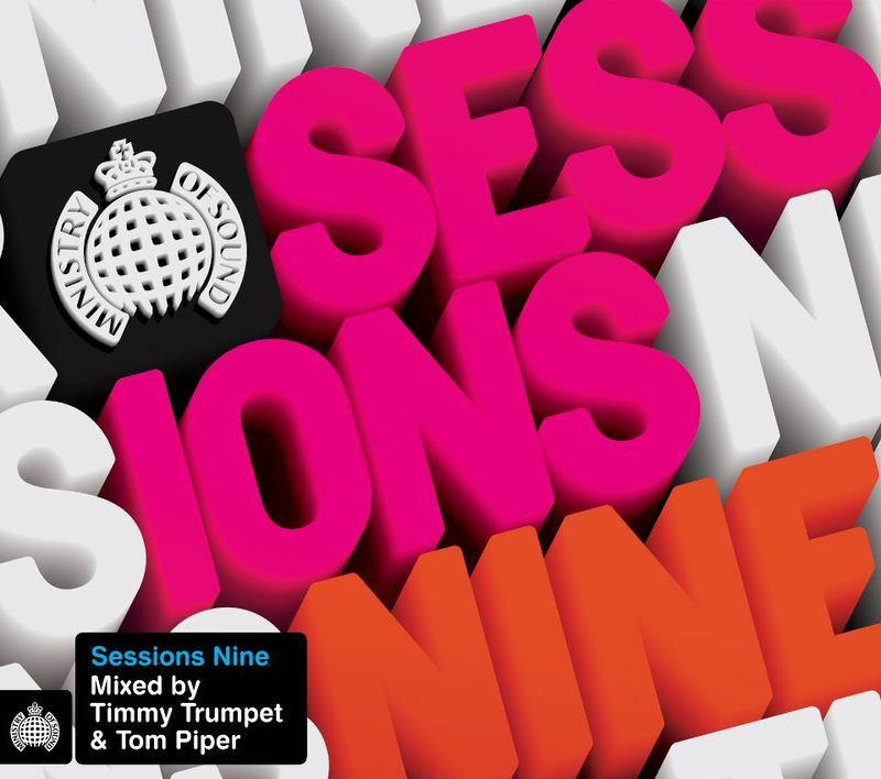 Sessions Nine (2CD) image