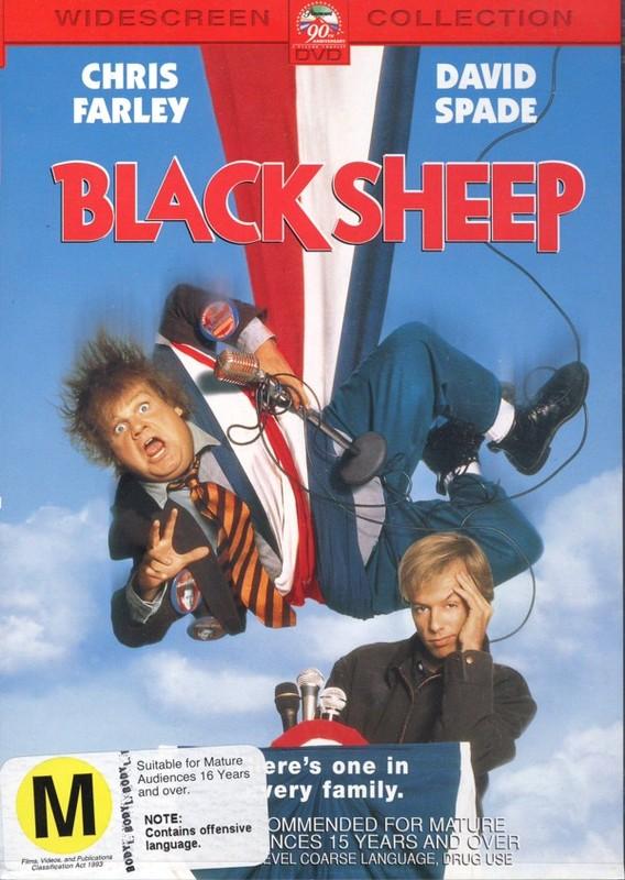 Black Sheep on DVD