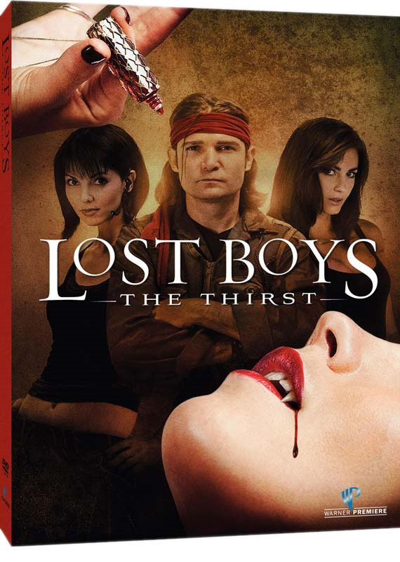 Lost Boys 3: The Thirst on DVD