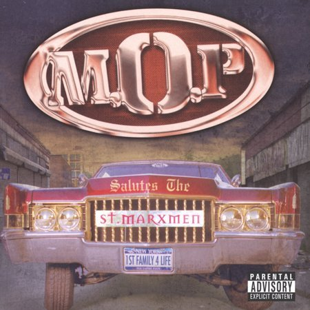 St. Marxmen [Explicit Lyrics] by M.O.P.