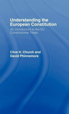 Understanding the European Union's Constitution by David Phinnemore image