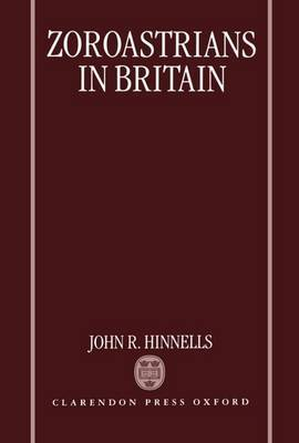 Zoroastrians in Britain by John R. Hinnells image