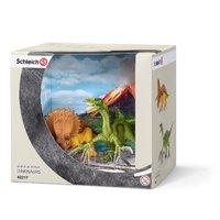 Schleich: Triceratops & Therizinosaurus