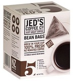 Jed's Coffee Co: 5 Bean Bags Coffee (10 Bags)
