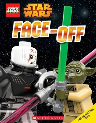 LEGO Star Wars: Face-Off by Arie Kaplan
