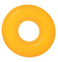 Intex: Neon Frost Tube - Orange