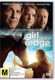 Girl on the Edge on DVD