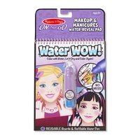 Melissa & Doug: Water Wow - Makeup and Manicures