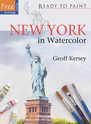 Ready to Paint: New York by Geoff Kersey